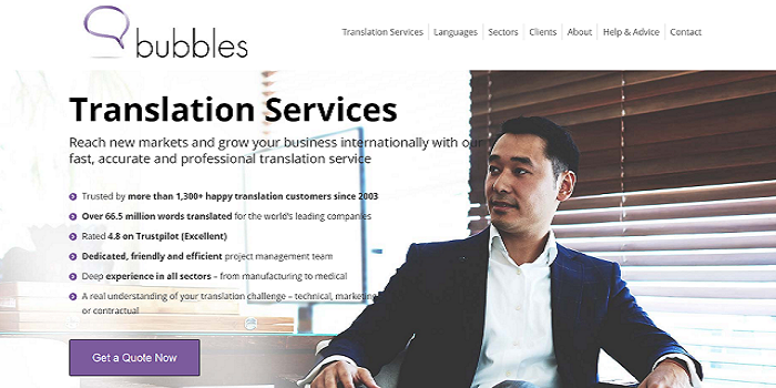 Online Translation Agency At the USA – Expert Services