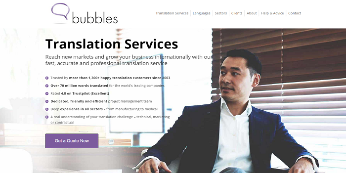 Translators And translation agencies – Languages