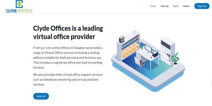Obtain An Organization Address